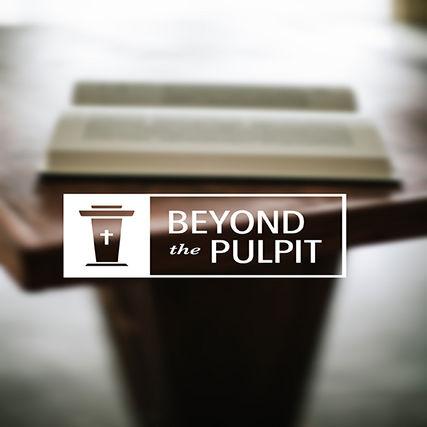 Beyond the Pulpit (audio)
